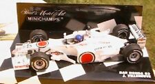 BAR HONDA 02 J VILLENEUVE MINICHAMPS FORMULE 1 1/43 NEW F1 GP GRAND PRIX