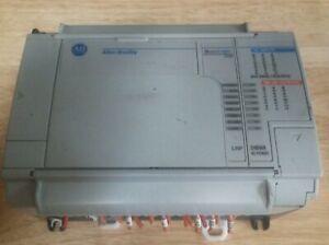 Allen Bradley MicroLogix 1500 1764-LRP Processor with Base Unit 1764-24BWA