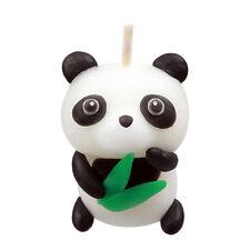EYACO Tiny PANDA Candle DIY Wax Clay - Making Candle for Education Party Fun