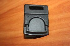 Accessoire Maroquinerie 1 fermeture de Cartable Plastique Noir 50 x 40 mm NEUF