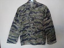 Vietnam War Tiger Stripe Original Vintage Shirt Gold?