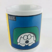 Dilbert Dogbert Coffee Mug Cup Let Me Drop Everything And Work On Your Problem