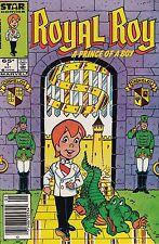 Star Comics! Royal Roy! Full Run 1-6!
