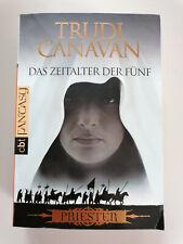 Fantasyroman, Trudi Canavan, Das Zeitalter der Fünf-Priester