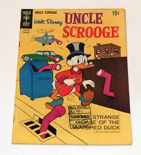 Walt Disney's Uncle Scrooge #79 - 1969 Comic Book Gold Key Comics