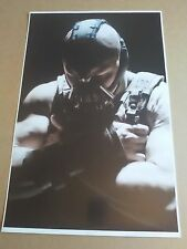 Bane Art Print / Poster 11 x 17  Batman Dark Knight Rises DC Comics Superhero