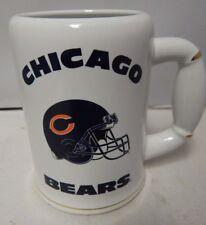 Chicago Bears Vintage Beer Stein/Mug Nfl Football Rare Ceramic Cup