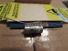 10uF, 50DC Sprague 30D TE1304 USA Axial Capacitor New Old Stock (Qty: 1 Piece)