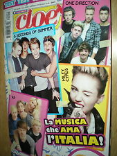 Cioè.One Direction, Miley Cyrus, R5 & 5 Seconds of Summer,Emma Watson,jjj