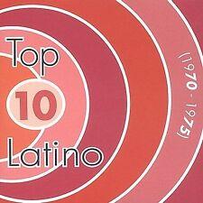 Various Artists : Top Ten Latino 5: 1970-1975 CD