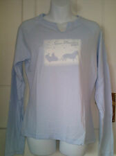 Old Navy WOMENS  Cotton Other Tops  Light Blue  Mix Sizes : Choose A  Size  BNIB