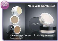 "Malu Wilz ""camouflage""- Cream Farb No. 03"