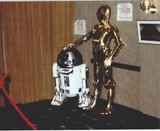 8x10 photo of the Star Wars room at the 1976 World Science Fiction Convention.