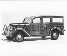 1936 Ford Station Wagon, Woodie, Factory Photo (Ref. # 41981)