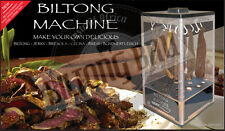 BILTONG MACHINE   JERKY MAKER   FOOD DEHYDRATOR   5KG CAPACITY