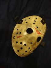 Jason Creation Station Friday 13th REMAKE Hockey MASK HALLOWEEN HORROR Replica