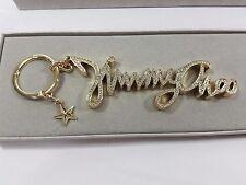 Jimmy Choo Huge Keychain/Bag Charm