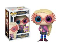 Funko pop harry potter luna lovegood summer 2017 exclusive exclusivo figura