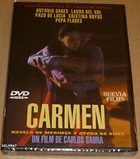 CARMEN Carlos Saura - Español / English subtitles - Precintada