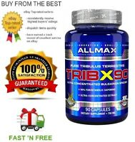 ALLMAX NUTRITION TRIBX90 POTENT ANABOLIC FORMULA + FREE SAMPLE