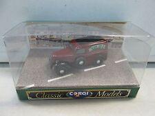 Classic Corgi Model Ford Popular Van D980 1:43 D S Sheldon