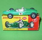 Dinky / 241 Lotus Racing Car #7 / Boxed