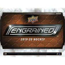 NEW YORK ISLANDERS 2019-20 Upper Deck Engrained Hockey 5 Box Case Break #2