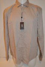 HUGO BOSS Black Label MELVIN Man's Casual Shirt NEW Size X-Large Retail