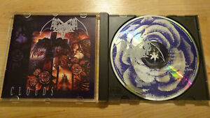 TIAMAT CLOUDS ORG CD 92! CEREMONIAL OATH CEMETARY IN FLAMES EXPULSION DESECRATOR