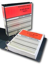 MASSEY FERGUSON MF 2675 2705 TRACTOR SERVICE REPAIR MANUAL SHOP BOOK