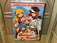 Galaxy Angel Complete Collection 4-Disc DVD Box Set BRAND NEW Bandai 2006 OOP R1