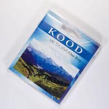 Filtres filetés Kood pour appareil photo et caméscope