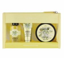 The Body Shop MORINGA Collection 3 Pc  Set Hand Cream Shower Cream Body Butter
