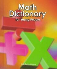 paperback:Math Dictionary for Young People-angles,congruent,add,subtr,area,perim