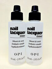 OPI - Nail Lacquer Thinner 2 fl.oz/60ml - Set of 2 bottles