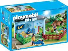 Playset MAISON Résidence LAPINS et des hamsters City Lignes Animaux PLAYMOBIL