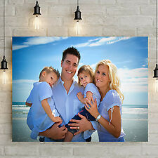 Your photo picture Wall Canvas A0 A1 A2 A3 A4 A5 Box Framed Ready to Hang
