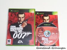 Xbox Game: James Bond From Russia with Love (Complete)