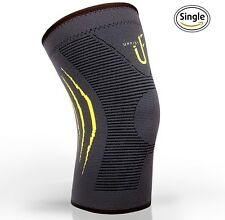 PURE SUPPORT Compression Knee Sleeve ? Best Knee Brace for Meniscus Tear