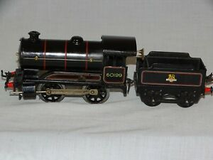Hornby O Gauge Post War No 50 Loco and Tender