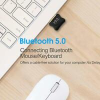 USB Bluetooth 5.0 Adapter Drahtloser Empfänger für Windows Vista/ PC USB Y5W2