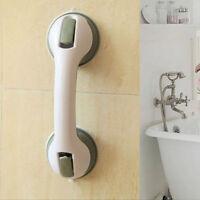 Bath Safety Suction Grip Support Handle Bathroom Tub Shower Toilet Hand Rail