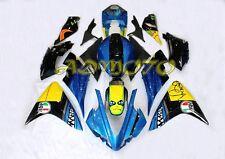 Fairing Panel Kit for Yamaha YZF-R125 2008 2009 2010 2011 2012 2013 Blue Shark