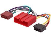 Mazda car radio Wiring Harness Loom Lead Iso Adapter Lead RX8 Mazda 2/3/6 Ford