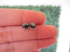 "1.00 CTW Diamond Earrings Pt900  E191 sep "" V"""