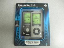 Jam Jacket Helix Silicone Cases for iPod Nano 2-Pack
