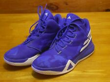 Adidas Blue Bounce Basketball Shoes - Size 7 Men's (600001)