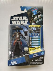 Hasbro Star Wars The Clone Wars CW42--Cad Bane NEW UNOPENED