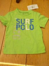 Polo Crew Neck Logo T-Shirts, Tops & Shirts (2-16 Years) for Boys