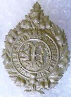 Badge- WW1 Argyll and Sutherland Highlanders Cap Badge LARGE Badge 80mm- WM Org*